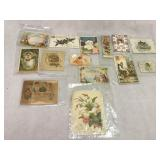 Vintage labels,cards & more