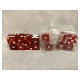 Vegas Casino Vintage Dice & More