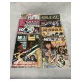Heavy Metal Vintage Magazines