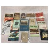 Vintage Travel Booklettes and More