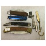 American Sportsman Vintage Buck Knife and More