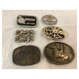 1976 Country Belt Buckle and More