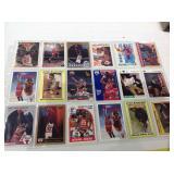 18 Michael Jordan cards