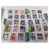 10 1990 fleer baseball rack packs