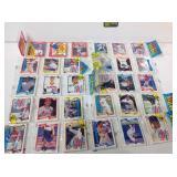 10 1990 baseball rack packs