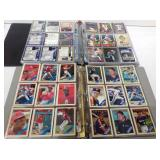 2 Albums of Sports cards with stars