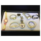 Assortment of watches,AS IS, Elements,Jemis &