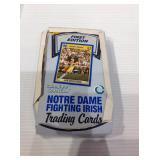Notre Dame joe Montana  sealed packs