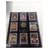 Yankees framed cards sealed