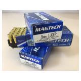 150 rounds of 9mm ammo - NIB - Magtech 115 gr FMJ