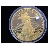 1907 COPY COIN, American Silver Eagle