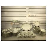 80 piece Noritake china set
