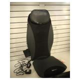 Obusforme back massaging chair top