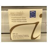 NIP Jane Iredale pure pressed base mineral powder