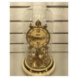 Vintage Schatz mechanical anniversary clock