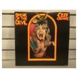 Ozzy Osbourne LP - Speak of the Devil - never