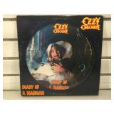 Ozzy Osbourne LP Pic Disc - Diary of a Madman -