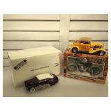 Road Masters & The Danbury Mint 1/18th scale