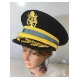 Wolf-Brown  US Military Colonels Hat