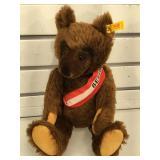 Steiff   Bear, yellow tag, 1985-1987