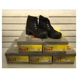 5 pairs of On Your Feet ladies shoes, new, all 7