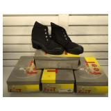 4 pairs of On Your Feet ladies shoes, new, all