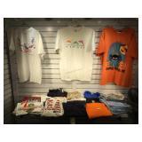 New T-shirts, sizes (L) & (XL)