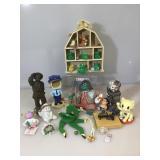 Miniatures & toys