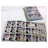 Hockey Sports cards in pages