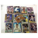 25 packs of Pittsburgh pirates  cards
