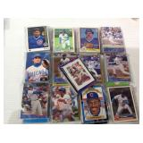 25 packs of Chicago cubs cards