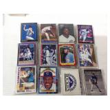 24 packs of Chicago cubs & Rockies cards