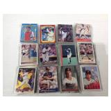 24 packs of Cleveland Indians cards