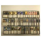 Approx. 100 Rare Magic the Gathering cards - all
