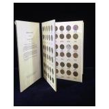 Library of Coins, Lincoln Cents Album, (70coins)