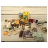 Lot of new and vintage items - 1985 Las Vegas