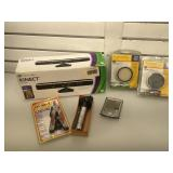 Lot of assorted items - Xbox 360 Kinect, new