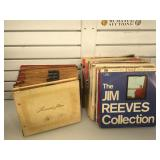 Lot of vintage 78s records