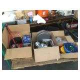 Pots & pans, Oster blender, mixing bowls & more