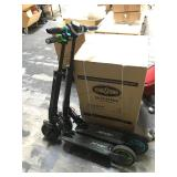 Pair of Jetson electric scooters - no chargers -