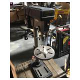 Central Machinery 13 in drill press - tested