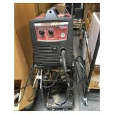 Lincoln Electric Weld-Pak 140HD welder with cart