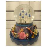Ardleigh Elliott musical Disney snow globe,
