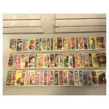 62 vintage Garbage Pail Kids cards 1980