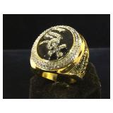 Replica White Sox World Champion ring,size 10