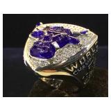 Replica,  icharl Jordan Bulls Ring, size 11