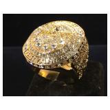 Replica, Kobe Bryant 20 Year Ring, size 10.5