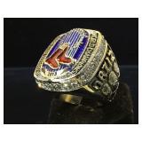 Replica, 2013 Red Sox Ortiz ring, size 11