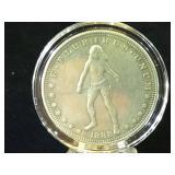 Hobo Style Dollar Replica, (Black Widow)