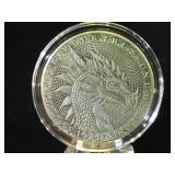 Hobo style replica Dollar, (Dragon)